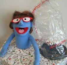 The MUPPET WHATNOT WORKSHOP only at FAO SCHWARZ Puppet + Kermit Puppet!
