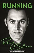 Running by Ronnie O'Sullivan New Paperback Book