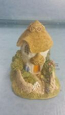 Lilliput Lane Collectors Club Thimble Cottage Handmade in England 1995