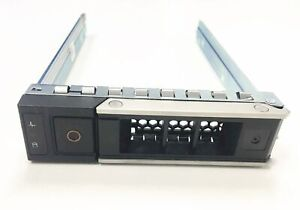 "X7K8W Dell 14th Gen R640 R740 SAS / SATA 3.5"" LFF Hard Drive Tray Caddy bracket"