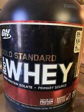 Optimum Nutrition Gold Standard 100% Whey Protein Powder, Chocolate Malt, 5LB