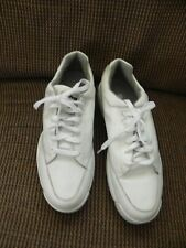 Propet 365 Walker White Mens  Lace Up Waterproof  Size 12 M Leather