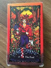 Tarot Cards. The Sacred Rose Tarot Cards 1982 Rare