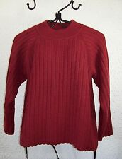 PULL Femme YOUR 6th SENSE, 50% Laine Vierge, Taille L --- (PF_060)