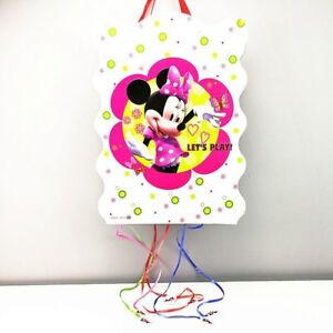 Party : Minnie Mouse Pinata  Party Needs Decoration