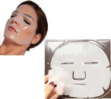 White Collagen Luxury Face Mask Wrinkle Tired Puffy Eyes Treatment 1/20 UK