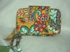 Vera Bradley Smartphone Wristlet in Provencal Cotton Multi-Color Floral $35