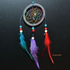 Dream Catcher Feathers For Car/Wall Hanging Decorations Colorful Feather