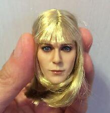 █ Custom Gwyneth Paltrow 1/6 Head Sculpt for Hot Toys Female Body Pepper Potts █