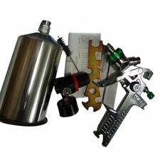 2.5mm Hvlp Gravity Feed Spray Gun Kit w/ Regulator Auto Paint Primer Flake