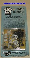 Swing Bracket pour Life-Like Proto 2000 E Units #453 HO Kadee