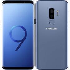 NEW(OTHER) BLUE VERIZON GSM/CDMA UNLOCKED SAMSUNG GALAXY S9 G960U 64GB HP82