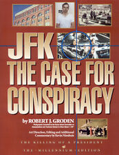 JFK: The Case for Conspiracy Documentary DVD