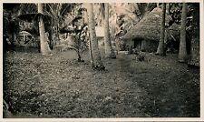 NOUVELLE CALEDONIE c. 1930 - Habitations - Ph. Ventrillon Nouméa - 7