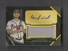 2016 Topps Transcendent Ender Inciarte Braves AUTO Jersey /99