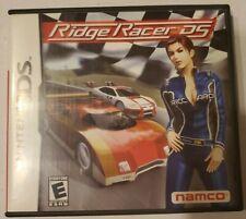 Ridge Racer DS (Nintendo DS, 2004)
