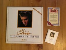 Elvis -The Legend Lives On - 8LP Box