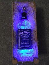 Jack Daniels Bottle Lights With Gift Retro Box Handmade