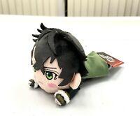 Rising of the Shield Hero Nesoberi Mini Keychain Plush Doll Naofumi Iwata SG8622
