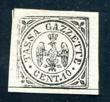 ITALIEN ALT MODENA 1859 Z4 ungummiert (D5676