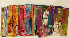 LOT 59 CARTES BASKET NBA FLEER 95-96