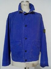 STONE ISLAND giubbino 90's jacket ultras primaverile DOUBLE FACE vintage cotton