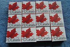 Canada, $10, 2013, O Canada Set, Complete