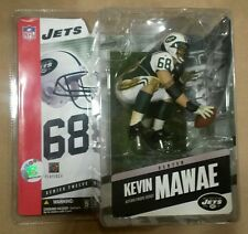McFarlane Sportspicks NFL 12 KEVIN MAWAE action figure-NY Jets-NIB