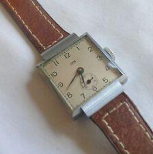 City Wristwatch - 25Mm Diameter - Manual Winding - Working Condition - Swiss