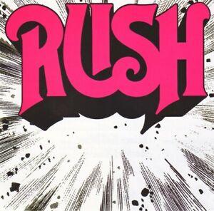 RARE IMPORT U.S MINI LP CD VYNILE RÉPLICA RUSH / RUSH