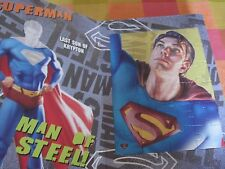 Large Superman Jigsaw Book with Reusable Stickers