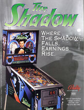 The Shadow Pinball - CPU Rom LX-6 [U6] [Bally / Williams] EPROM