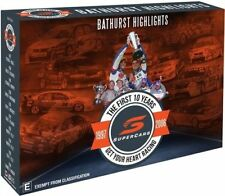 V8 Supercars: The First 10 Years Bathurst Highlights = NEW DVD R4
