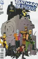 Batman and The Outsiders #1 Ryan Sook Variant (2007) DC Comics