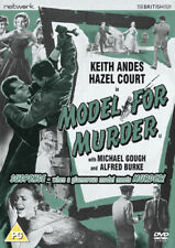 Model for Murder DVD (2015) Keith Andes ***NEW***