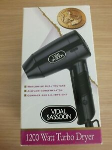 Vidal Sasson Hairdryer (BNIB)