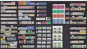 Falkland Islands. Fine mint collection on stockcards.