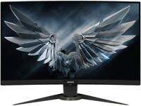 "AORUS CV27F 27"" Frameless Curved 1500R Gaming Monitor, Full HD 1080p, 90% DCI-P3"