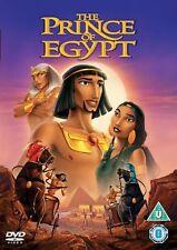 The Prince Of Egypt (Val Kilmer Ralph Fiennes) R4 DVD New