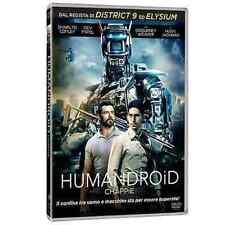 Dvd HUMANDROID CHAPPIE - (2015) ***Contenuti Speciali***   ......NUOVO