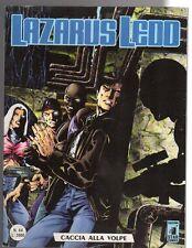 fumetto LAZARUS LEDD editoriale STAR COMICS (formato BONELLI) numero 44