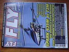 $$4 Revue Fly International N°187 SPark 435M  Piper Cherokee  P-40 Warhawk