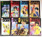3x3 Occhi Young serie completa 1/8 - Star Comics
