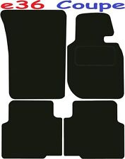 Bmw e36 Coupe 3Series Tailored car mats ** Deluxe Quality ** 1998 1997 1996 1995