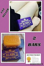 2 X ALADA Whitening Soap. LOT OF 2. ❤AUTHENTIC ❤USA SELLER