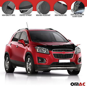 Front Hood Cover Mask Bonnet Bra Protector Fits Chevrolet Trax 2013-2017