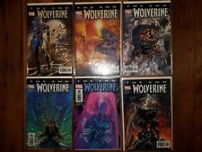 MARVEL COMICS LOT: WOLVERINE THE END  #1-6  (2004)