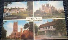 England Ely Capital of the Fens - posted 1977