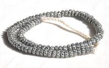 Handmade java Lampwork glass beads necklace beautiful trade beads