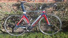 Cannondale Slice Hi-Mod Triathlonrad TT, Gr. M, SRAM Red + Carbon-Laufradsatz